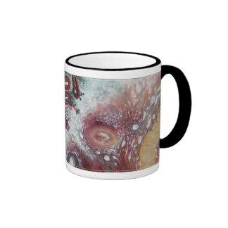 "New! Customizable ""Malignant Struma Ovarii"" Ringer Coffee Mug"