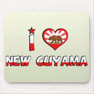 New Cuyama, CA Mouse Pad
