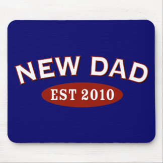 New Dad 2010 Mouse Pad