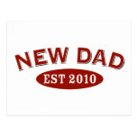 New Dad 2010 Post Cards