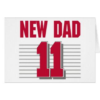 New Dad 2011 Card