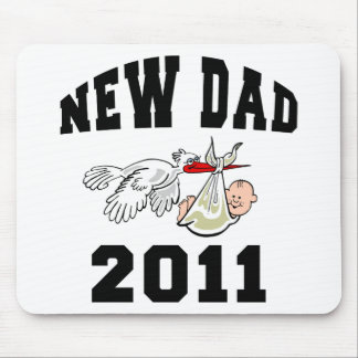 New Dad 2011 Mouse Pad