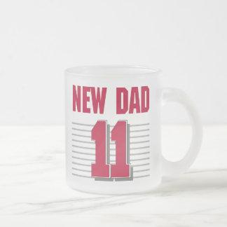 New Dad 2011 Coffee Mugs