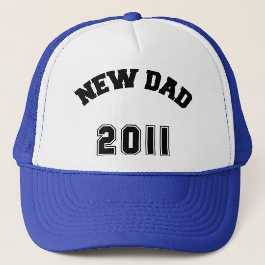 New Dad 2011 Trucker Hat