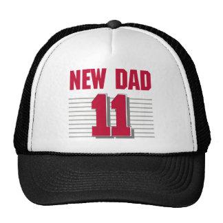 New Dad 2011 Trucker Hats