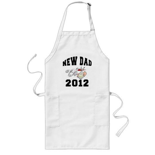 New Dad 2012 Long Apron