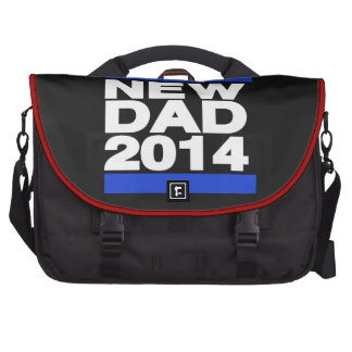 New Dad 2014 Blue Laptop Bags