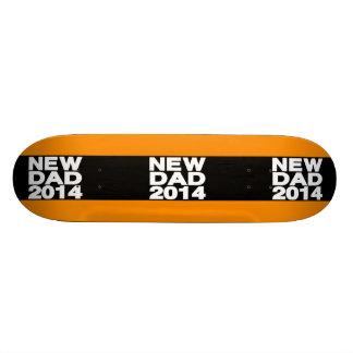 New Dad 2014 Lg Orange Skate Board