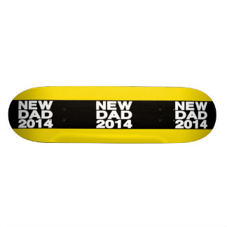 New Dad 2014 Lg Yellow Skateboards