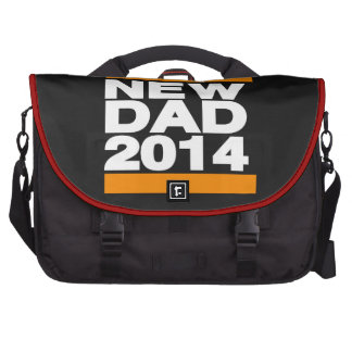 New Dad 2014 Orange Bags For Laptop