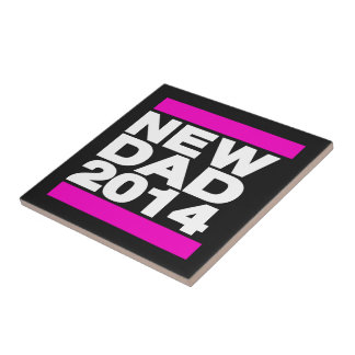 New Dad 2014 Pink Tiles