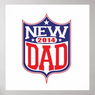 New Dad 2014 Print