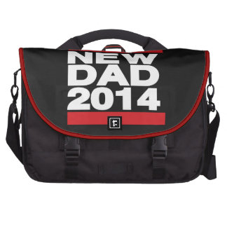 New Dad 2014 Red Commuter Bag