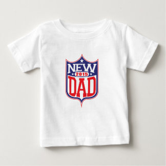 New Dad 2015 Baby T-Shirt