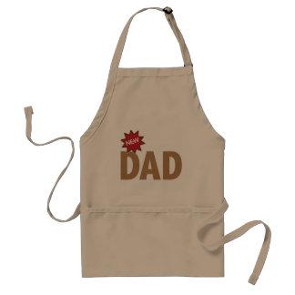 New Dad Aprons