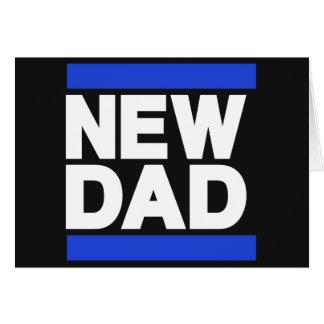 New Dad Blue Card