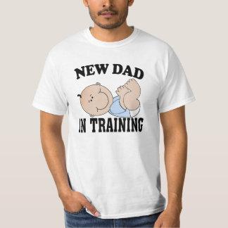 New Dad Boy Tshirt
