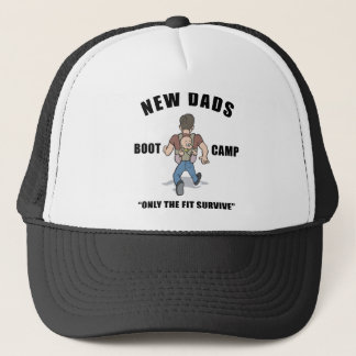 New Dad Cap