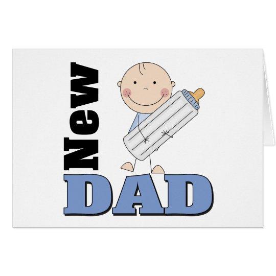 New Dad Card