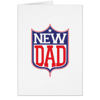 New Dad Greeting Cards
