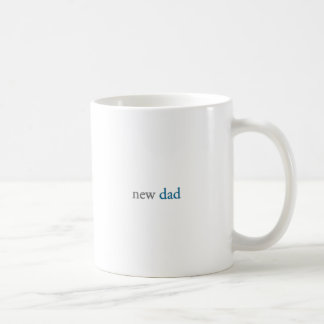 new dad coffee mug