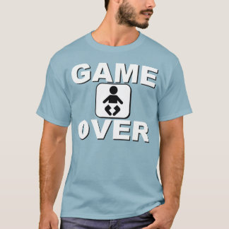 New Dad, Game Over T-Shirt