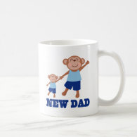 New Dad Gift Mugs