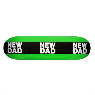 New Dad Lg Green Skate Board