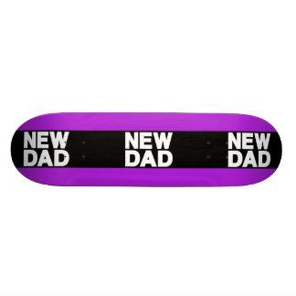 New Dad Lg Purple Skate Board Decks
