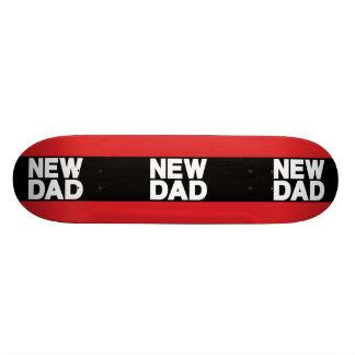 New Dad Lg Red Skate Board Decks