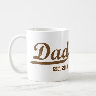 New Dad mug