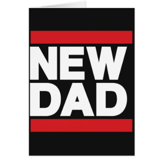 New Dad Red Cards