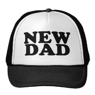 New Dad Trucker Cap Trucker Hat
