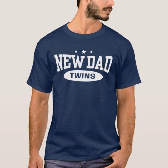 New Dad Twins T-Shirt