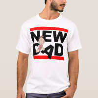 New Dad With New Baby Girl T-Shirt