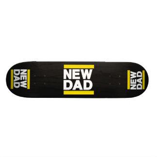 New Dad Yellow Skateboard