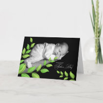New Daddy 1st Father's Day Newborn Baby Card