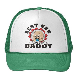 New Daddy 2012 Trucker Hat
