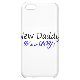 New Daddy Its A Boy Cover For iPhone 5C
