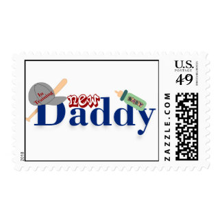 New Daddy Postage