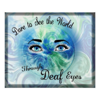"""NEW """"Dare to See the World..."""" Poster"""