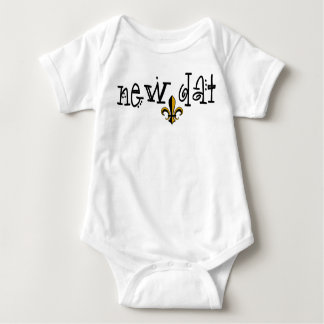 New Dat Baby Bodysuit