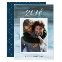 New Dawn | Happy New Year Photo Card