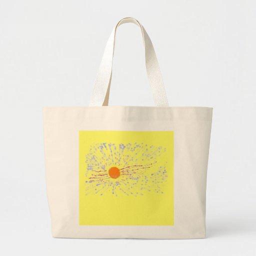 New Dawn Rising Jumbo Tote Bag