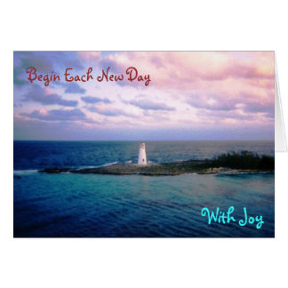 New Day Card