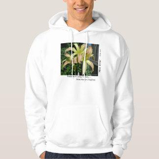 New Day Garden Shirts- Daylily 'Miss Jessie' Hoody