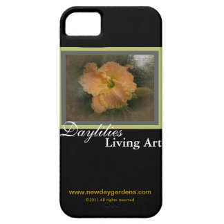 New Day Gardens iPhone Case Daylily Living Art AAA