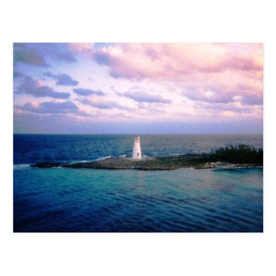 New Day Horizontal Postcard