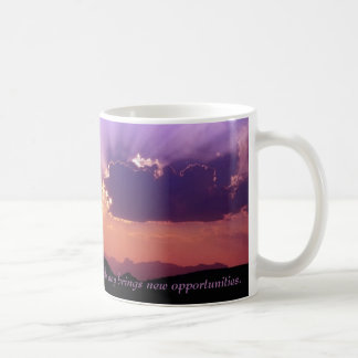 New Day - Large  by TDGallery Mug