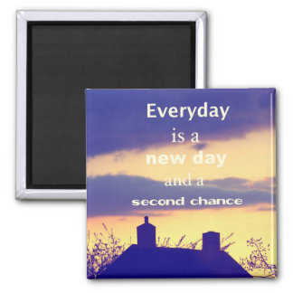 New day magnet